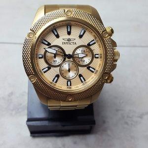 Invicta Pro Diver 22720 Gold Tone Watch